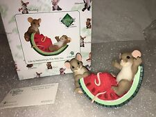 "Charming Tails ""Life Is Refreshingly Fun With You"" DEAN GRIFF NIB"