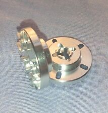 Alloy wheel hub for Tamiya Monster Beetle Grasshopper Mitsubishi Montero Wheelie