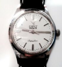 rare VINTAGE CAMY Popular SWISS WRIST WATCH, beautiful !