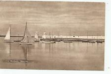 irish postcard ireland dublin skerries harbour