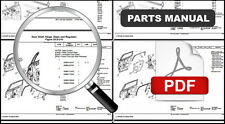 1997 - 2008 DODGE CARAVAN AND GRAND CARAVAN SERVICE PARTS CATALOG PART MANUAL