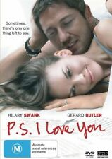 P.S I Love You DVD R4 Pal Gerard Butler