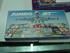VINTAGE 80'S BOARD GAME JUMBO JET MINT COMPLETE