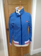 Men's Ladies Superdry Prep Harrington Jacket Small Vintage Coat
