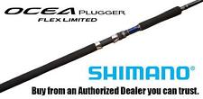 "BRAND NEW Shimano Ocea Plugger 8'6"" Medium Saltwater Spinning Rod"