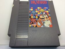NES Nintendo Entertainment System Dr. Mario Cartridge Only. FREE Shipping