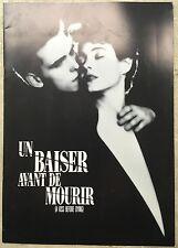 Dossier de Presse UN BAISER AVANT DE MOURIR A kiss before dying MATT DILLON *b