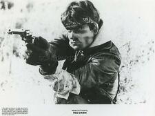 PATRICK SWAYZE CHARLIE SHEEN RED DAWN 1984 VINTAGE PHOTO ORIGINAL #3