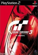 Used PS2 Gran Turismo 3 A-spec SONY PLAYSTATION JAPAN IMPORT