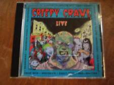 CREEPY CRAWL LIVE CD, ANOTHER PLANET RECORDS, NYHC, WARZONE/H2O/MURPHYS LAW