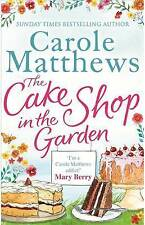 The Cake Shop in the Garden - PB Book - Brand New - 0751552151