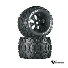 "Duratrax Duratrax Six Pacco 1/8 MT Ruote complete 3.8"" DTXC3582"