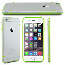 Glow In The Dark Luminous Clear Back Transparent Case For New Apple iPhone 5/5S