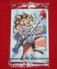 Queen's Blade Collection Anime Trading Card Reina & Ymir