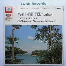 SXLP 30035 - WALDTEUFEL - Waltzes KRIPS Philharmonia Pron Orch - Ex LP Record
