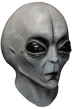 Brand New Area 51 Alien UFO Adult Full Mask