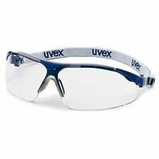 UVEX I-VO 9160-120  Safety Glasses / Spectacles - Clear Lens + Head Band