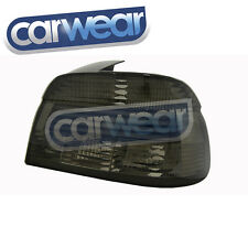 BMW E39 5-Series 2000-2003 Update Smoked Celis Style Tail Lights M5