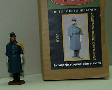 Kronprinz Toy Soldiers, US Cavalry Leutnant , W012, American Civil War 1/30