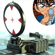 NEW Anime Detective Conan Infrared Glass Red Light Laser Analog Boy Wrist Watch""