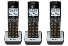3 x AT&T CL80113 Extra Handset / Charger for CL82363, CL82413, CL82463, CL83113