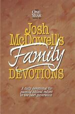The One Year Book of Family Devotions: Daily Biblical Values by Josh McDowell