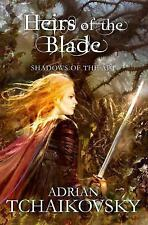 Heirs of the Blade (Shadows of the Apt)-ExLibrary
