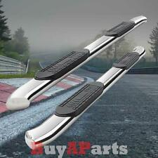 "2001-2012 GMC SIERRA 2500HD/3500HD EXTENDED CAB 5"" CURVED NERF STEP BAR CHROME"