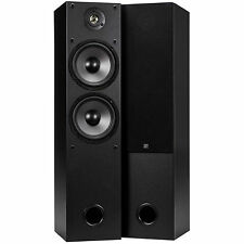 "Dayton Audio T652 Dual 6-1/2"" 2-Way Tower Speaker Pair"