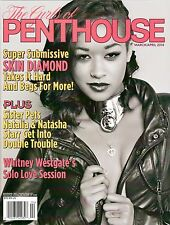 The Girls Of Penthouse Magazine March/April 2014