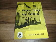 Jean Bruce - Geheimagent OSS 117  # ?? // OSS 117 LEBT NOCH / 1. Auflage 1957