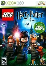 LEGO HARRY POTTER YEARS 1-4 XBOX 360! MAGIC BUILDING ADVENTURE! SPELL, HOGWARTS
