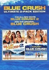Blue Crush / Blue Crush 2  (DVD, 2011, Widescreen, 2 Disc Set)  Brand New