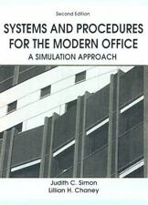 Systems and Procedures For The Modern Office: A Simulation Approach
