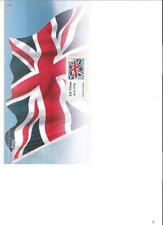 2012  ROYAL MAIL POST AND GO UNION FLAG SPECIAL PACK