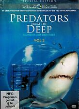 DVD-BOX NEU/OVP - Predators From The Deep (Monster aus den Meer) - Vol. 2