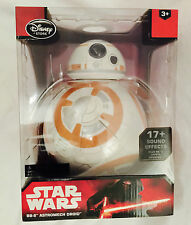 New Official Disney Star Wars The Force Awakens BB-8 Talking Interactive Figure