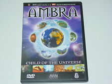 "*****DVD-AMBRA""CHILD OF THE UNIVERSE""-2002 MAWA*****"