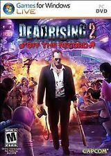 Dead Rising 2: Off the Record (PC DVD, 2011) Free Shipping!