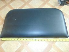 """Nos Vintage PPT PassePartout Twin Tracked Vehicle 23"""" x 12"""" Seat Cushion"""