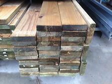 Treated Pine H3 190x45 for Stairs Beams Pergola Decking Frame Work Bearer Deck