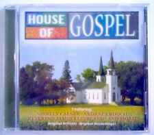2006'S COMPACT DISC, HOUSE OF GOSPEL, ORIGINAL ARTISTS AND RECORDINGS !