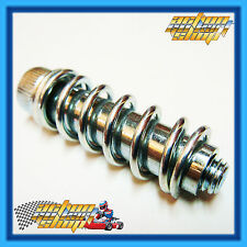 Go Kart KSI Brake Pad Bolt & Return Spring Kit M6 Thread
