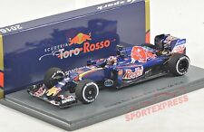 NEW 1/43 SPARK S5020 Scuderia Toro Rosso STR11, Spain GP 2016, Sainz #26