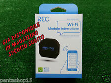 interruttore controllo remoto wi-fi accensione luci da smartphone android iphone