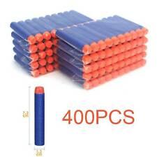 400pcs Clip Nachfüll Darts Pack für NERF N-Strike Elite Kids Toy Refill Blasters