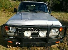 Wrecking only HJ60 2h Diesel Land Cruiser The Buy Now is for 1 wheel nut only