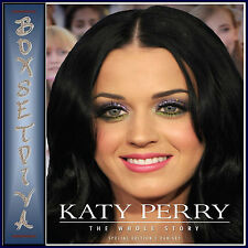 KATY PERRY - THE WHOLE STORY  **BRAND NEW DVD **