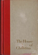 The House of Christina by Ben Haas (1977) HC no DJ