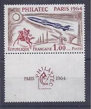 France - n° 1422 neuf ** - MNH - PHILATEC PARIS 1964